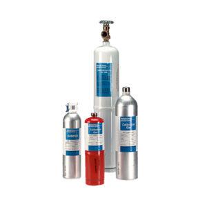 kit de gases para calibracion