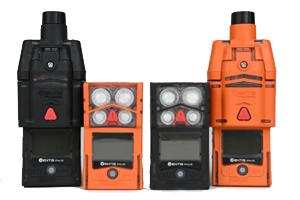 detectores de gases portátiles