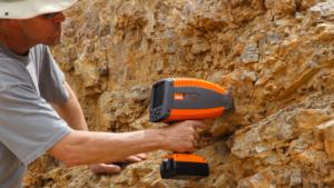 Identificador mineral ASD TerraSpec® Halo